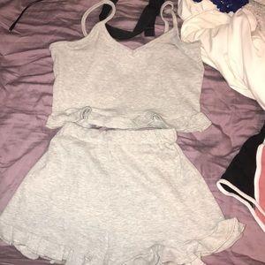 sleepwear set